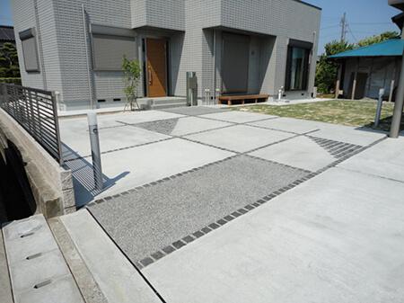 様々な用途に使われるコンクリート