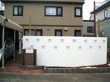 塀の機能とは?