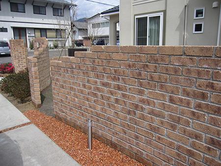 塀の種類や素材について