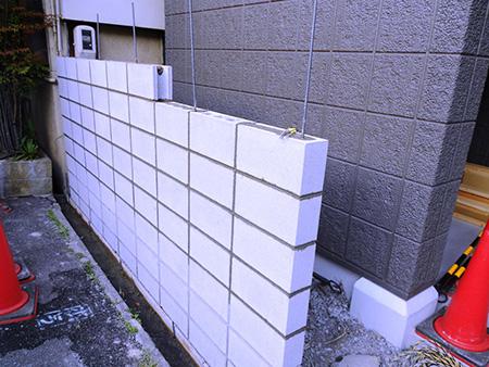 自分で塀の設置工事を行いたい!