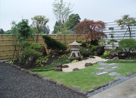 庭の景観が良くなる