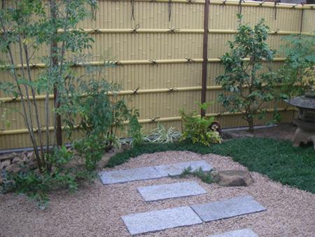 竹垣と生垣のそれぞれの価格