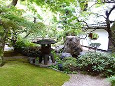 和風庭園には庭木は必須です!