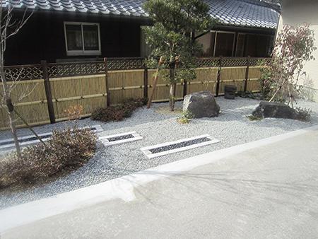 代表的な敷き砂の種類