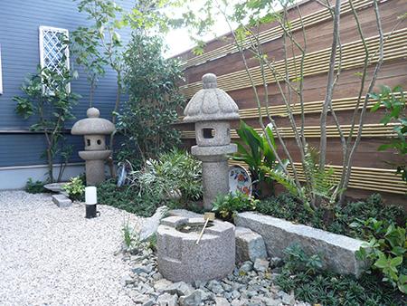 灯籠を庭に設置する理由