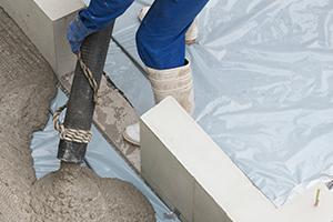 基礎工事からエクステリア工事の対応可能
